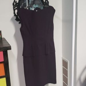 Purple Peblem Dress